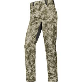 GORE BIKE WEAR Element Urban Print WS SO Pants Men camouflage